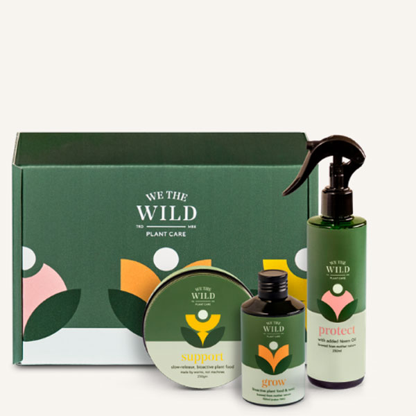 We The Wild essential gift pack