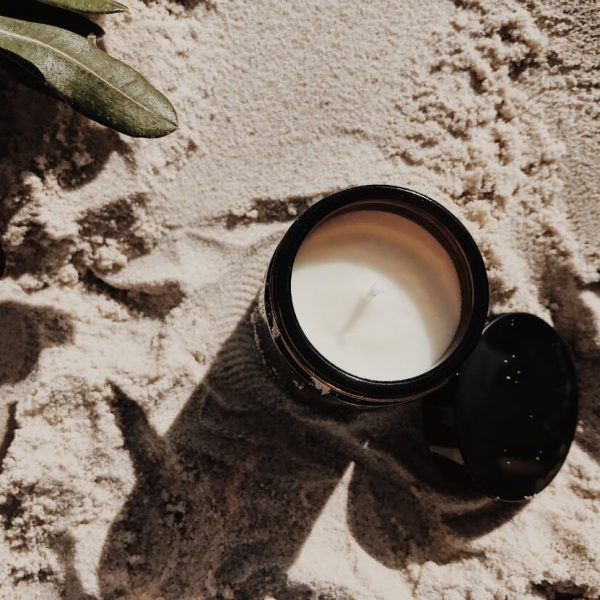 Lune Essential Oil Soy Candle