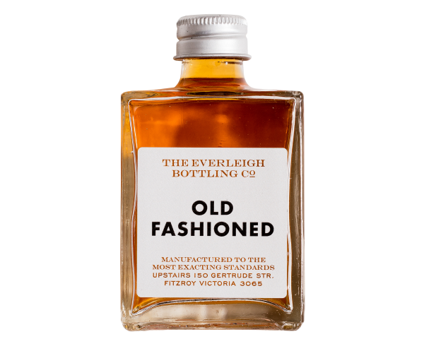 The Everleigh Bottling Co. Old Fashioned Bottled Cocktail