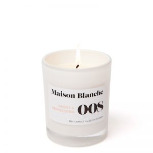 Maison Blanche Peony & Peppercorn Candle